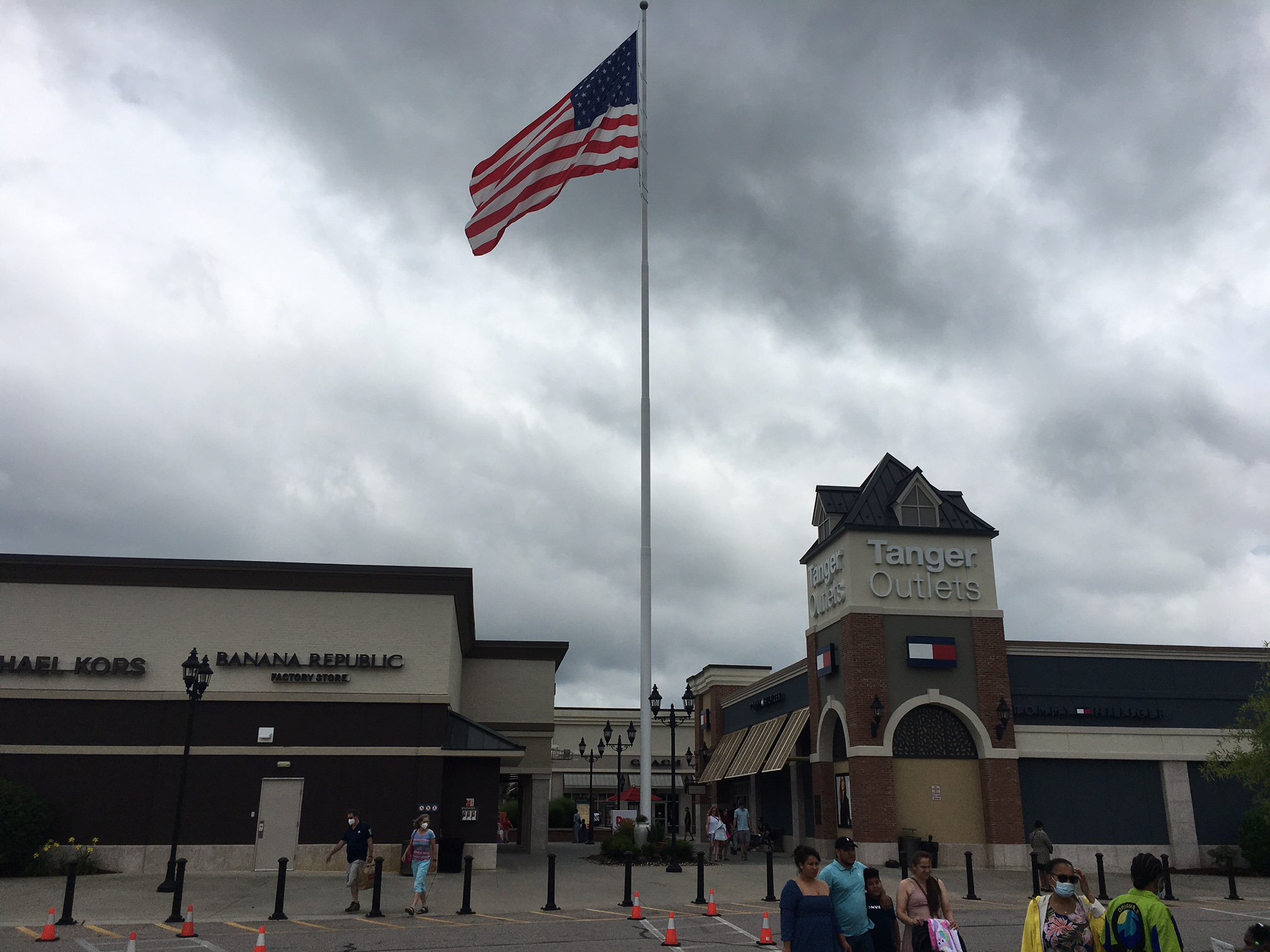 Tangers Outlets Mebane
