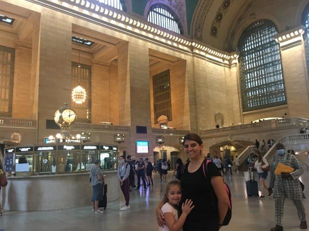 Grand Central Terminal Inside
