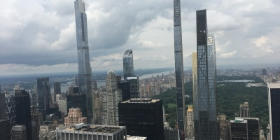 Top of the Rock - Central Park