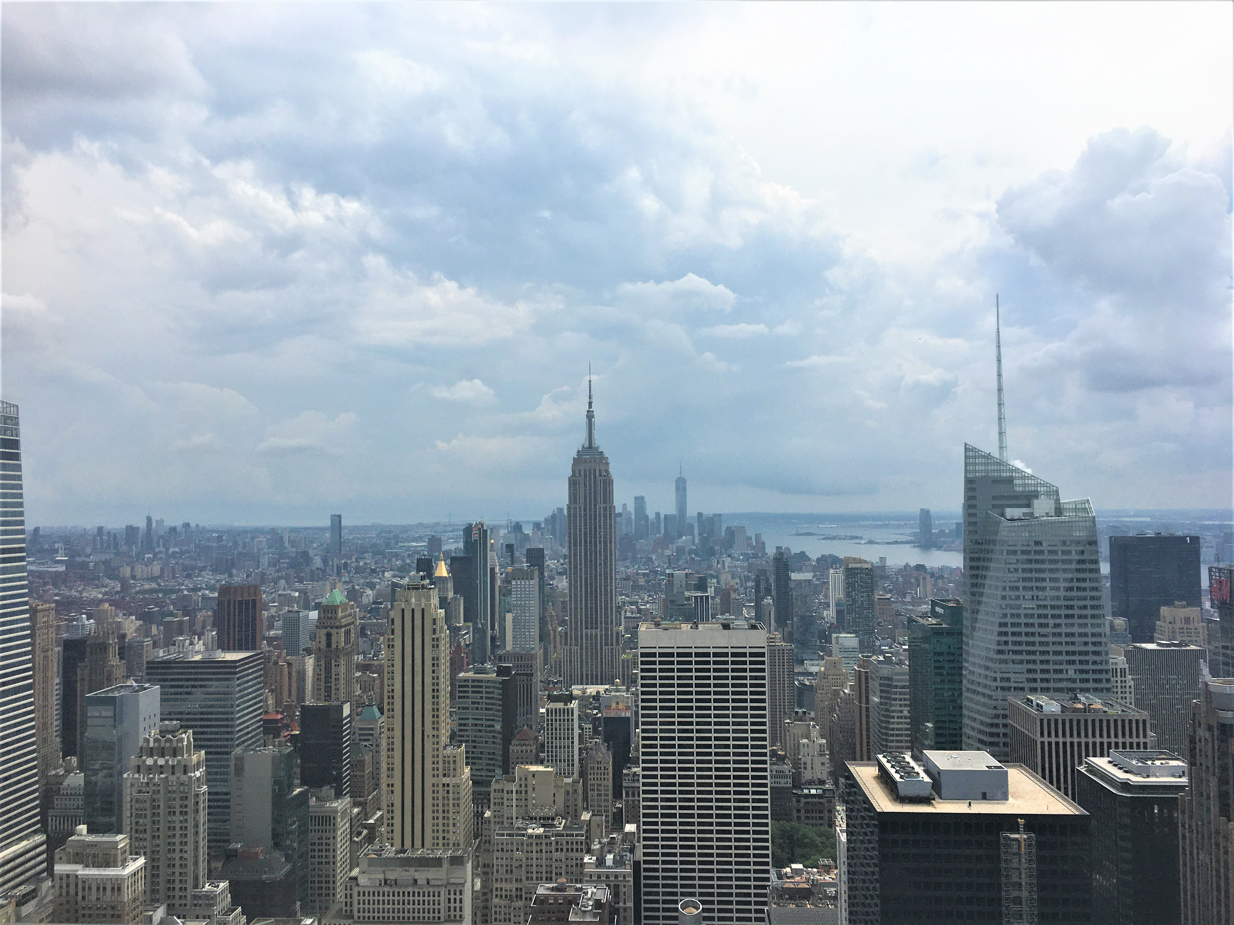 Top of the Rock - Empire State